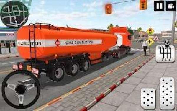 油轮卡车司机3D截图