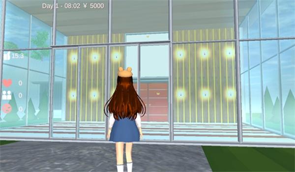 樱花校园模拟器演唱会版本中文无广告破解版下载截图