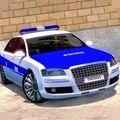 高级警车驾驶游戏