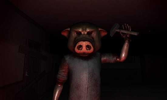 逃离恐怖猪舍截图
