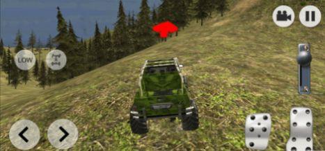 俄罗斯卡车越野赛截图