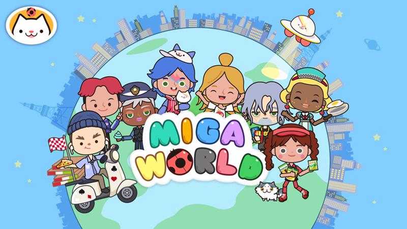 米加小镇世界1.45完整版破解版截图