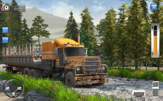 泥地越野驾驶模拟器截图