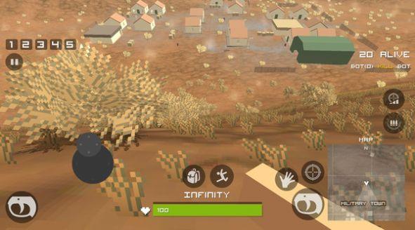 像素终结战场游戏截图
