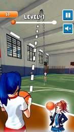 动漫校园篮球竞赛最新版截图