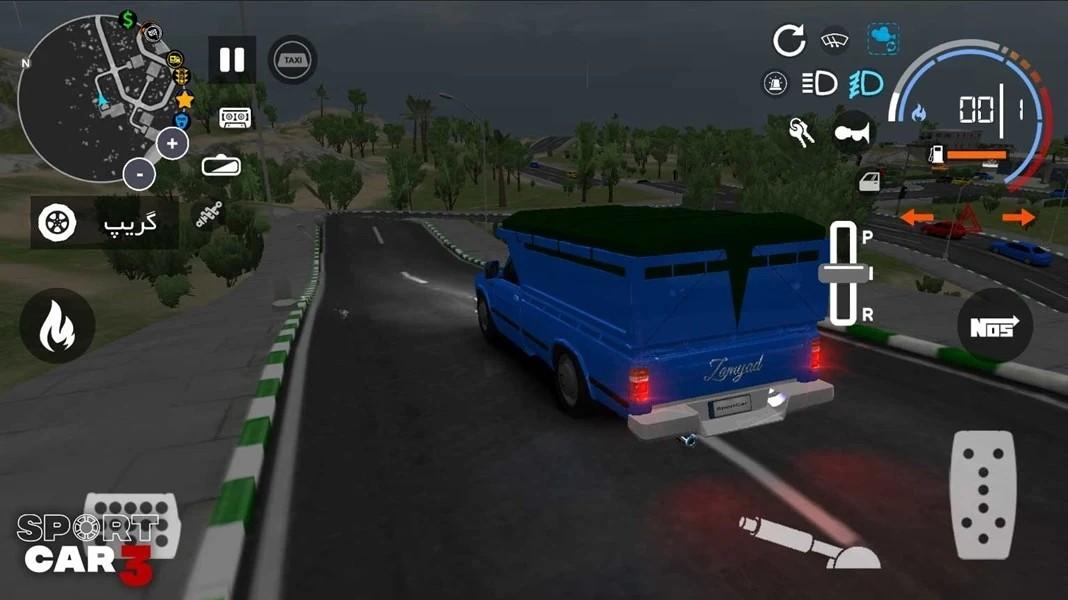 出租车与警察模拟器破解版截图