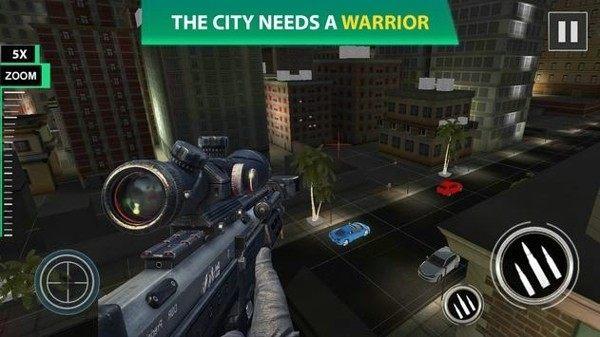 狙击手的召唤3D截图