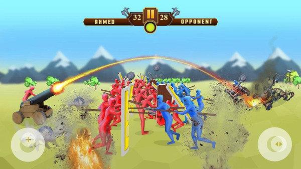 火柴人战争模拟器2截图