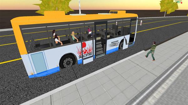 巴士运输模拟器截图