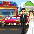 豪华轿车婚车改造