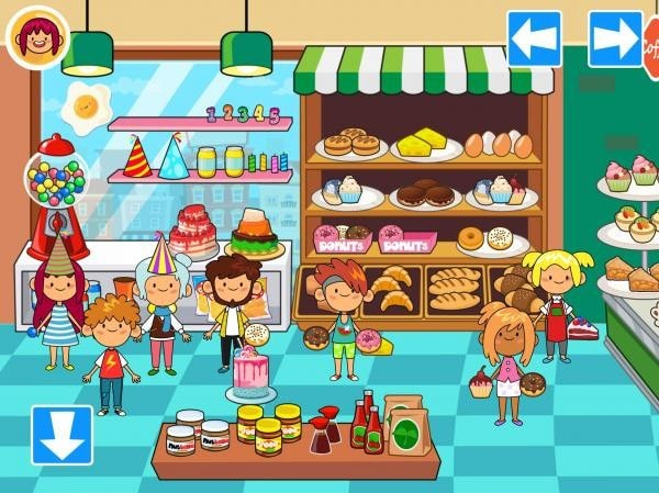 我的虚拟杂货店截图