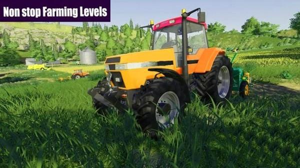 现代农业模拟器大拖拉机截图