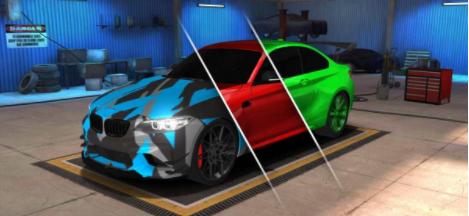 高速超级跑车自由驾驶模拟器截图