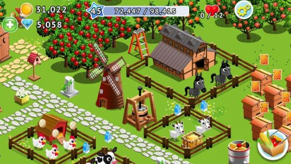 我的新农场截图