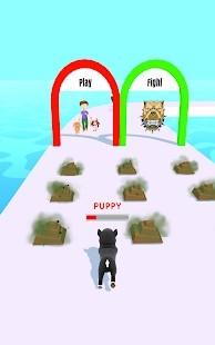 像狗一样的跑截图