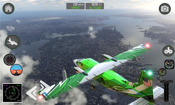爆裂飞机截图