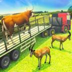 动物运输车越野驾驶