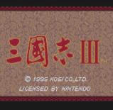 三国志3晴空中文版
