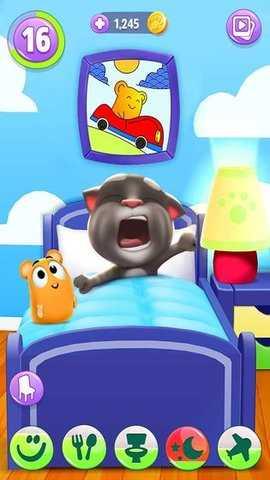 我的汤姆猫2破解版2021无限金币图3