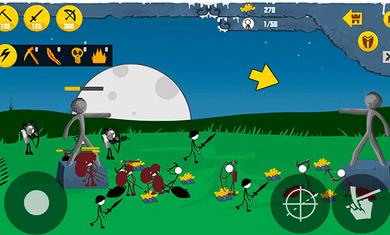 火柴人全面战争模拟器图1