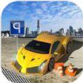 3D停车场驾驶