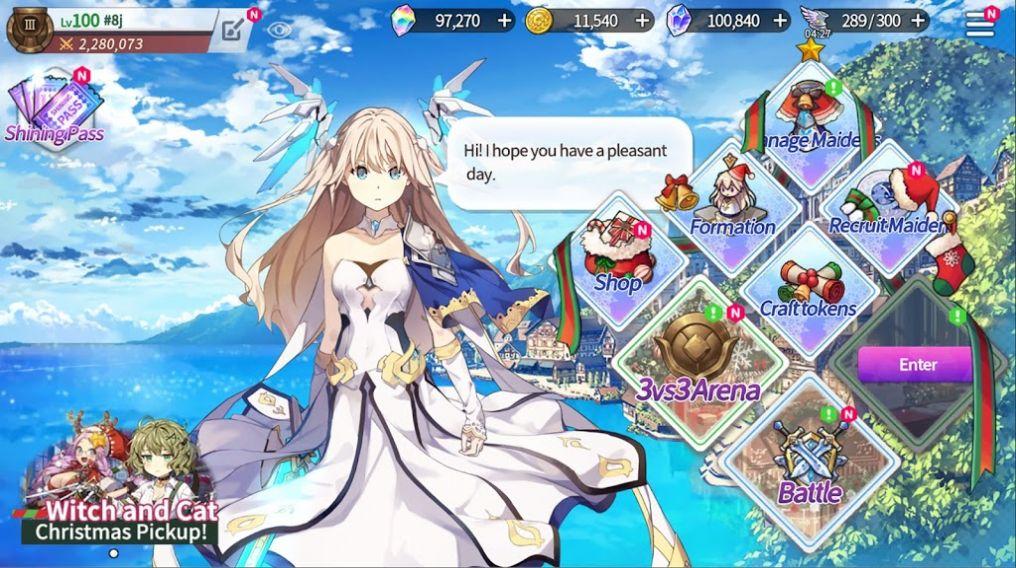 闪耀少女游戏最新官网版 图1