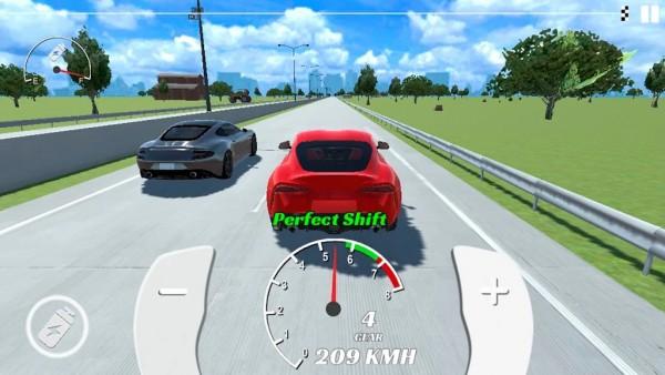 街头飙车3D图1