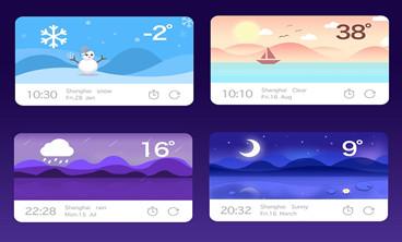 天气预报软件合集