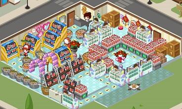 模擬開店類經營游戲