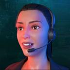 911女性调度员