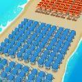 沙滩大战游戏