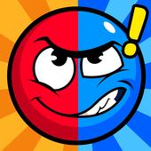 红蓝球闯关