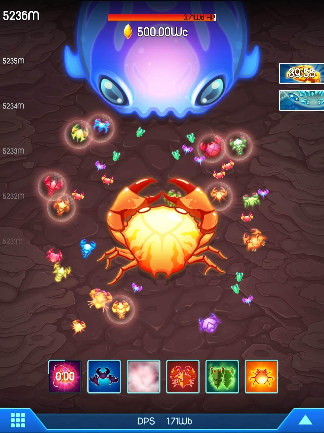 螃蟹大戰手機版下載圖3