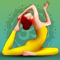 我愛做瑜伽