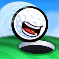 高爾夫球飛行