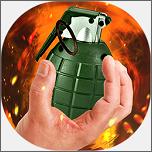 爆炸手榴弹模拟器