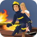 火灾救援行动