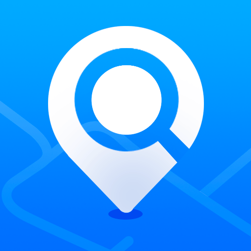 手机定位寻迹app