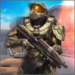 机器人射击战争