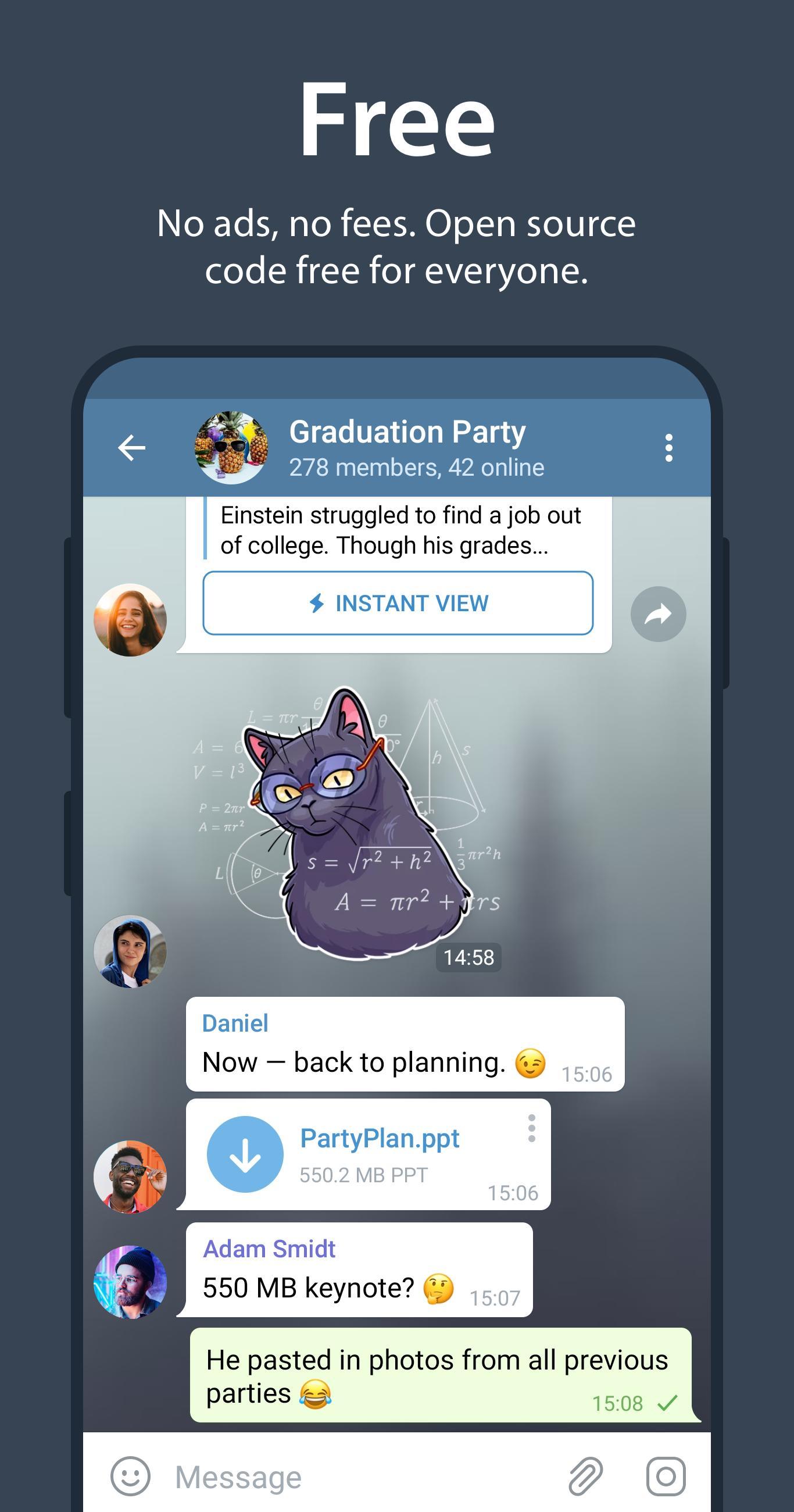 Telegram安卓中文版