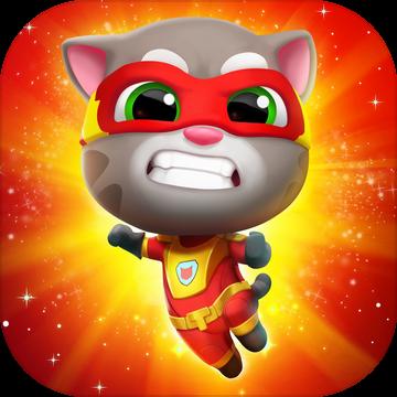 汤姆猫英雄跑酷免费版下载