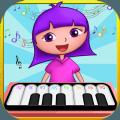 公主安娜学钢琴