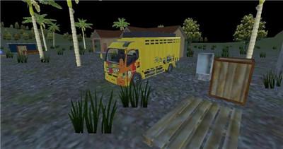 卡车越野模拟器