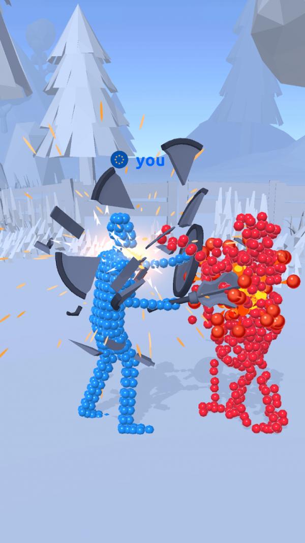 泡泡人格斗安卓最新版图2