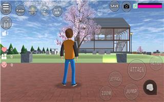 樱花校园模拟器2021年最新版无广告图1