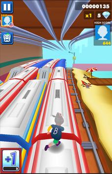 地铁跑酷国际版图1