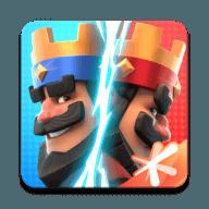 皇室战争超级骑士