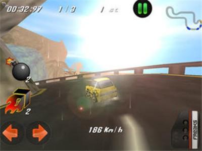 极速暴力赛车图1
