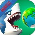 饥饿鲨世界破解版无限钻石珍珠金币