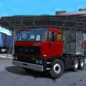 欧洲建筑运输卡车模拟器
